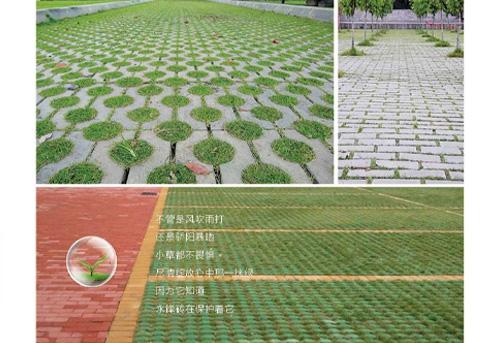 江苏植草砖
