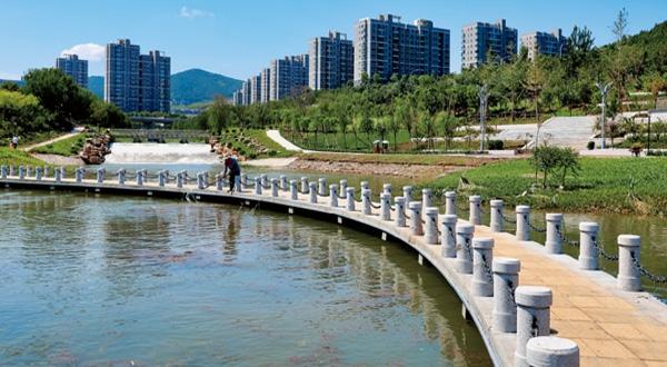 济南大辛河湿地公园
